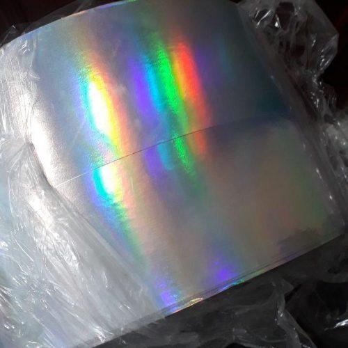 کاغذ چسبدار هفت رنگ